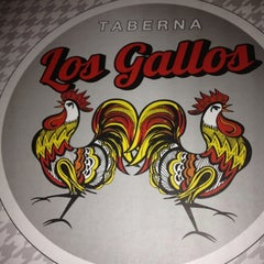Photo taken at Los Gallos by RGP on 3/10/2012