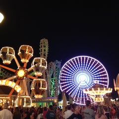 Photo taken at Morey's Piers and Beachfront Waterparks by Brandon C. on 8/29/2012