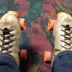 Photo taken at Cal Skate Clovis by Matthew R. on 4/7/2012