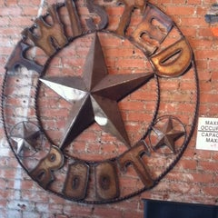 Photo taken at Twisted Root Burger Company by Donna M. on 6/1/2012