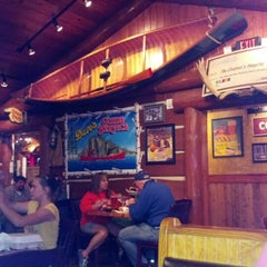 Photo taken at Famous Dave's by Lorian B. on 9/8/2012