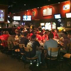 Photo taken at Buffalo Wild Wings by Jake R. on 9/11/2012