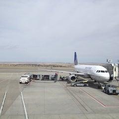 Photo taken at Billings Logan International Airport (BIL) by Webster88 on 3/18/2012