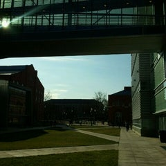 Photo taken at Scott Laboratory (SO) by Will N. on 2/6/2012