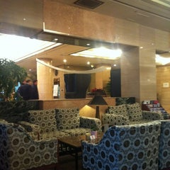 Photo taken at Paradise Hotel Incheon by Sungwoo C. on 2/21/2012