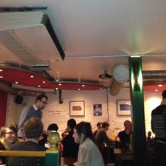 Photo taken at Strongroom Bar by Juliet S. on 2/24/2012