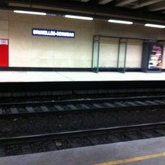 Photo taken at Gare de Bruxelles-Schuman / Station Brussel-Schuman by Francois C. on 7/11/2012
