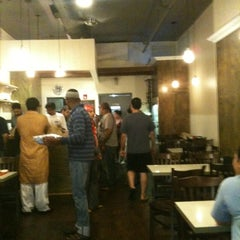 Photo taken at Shadman Restaurant by Amy J. on 8/4/2012