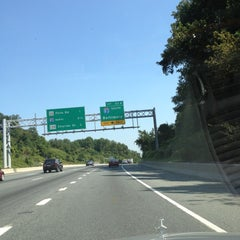 Photo taken at I-695 / I-83 / MD 25 interchange by Donte 💫✨✨✨✨ on 9/13/2012