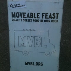 Photo taken at MVBL Feast Southside by Cassie on 7/3/2012