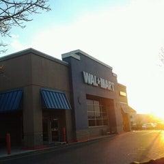 Photo taken at Walmart by Melodi C. on 2/22/2012