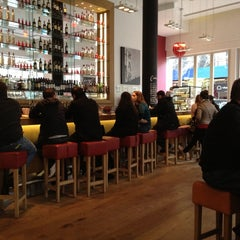 Photo taken at Vapiano by Marc Ceasar C. on 2/25/2012
