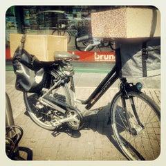 Photo taken at Bruna by Adelle M. on 7/25/2012