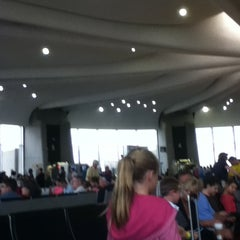 Photo taken at Terminal A by Stephanie R. on 8/19/2012