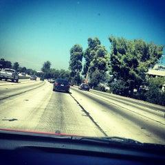 Photo taken at I-405 (San Diego Freeway) by Stephen R. on 9/6/2012
