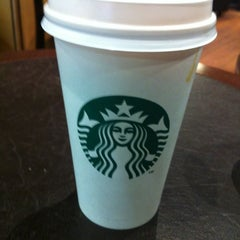 Photo taken at Starbucks by Alena on 5/8/2012