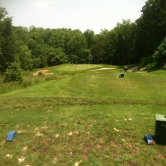 Photo taken at The Timbers at Troy Golf Course by Josh S. on 5/28/2012