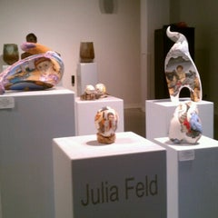 Photo taken at Foundry Art Centre by Vlad P. on 6/15/2012