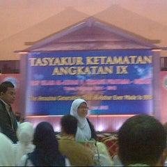 Photo taken at Gedung Aula Pusdiklat MK-RI, Bekasi by Imam B. on 6/12/2012