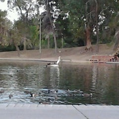 Photo taken at Reid Park by Yvonne S. on 3/28/2012