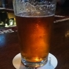 Photo taken at Market Street Brewing Company by Casey N. on 4/26/2012