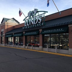 Photo taken at Lunds by Brandon K. on 3/10/2012