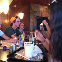 Photo taken at Robert's Frozen Custard by Andrew Z. on 6/15/2012