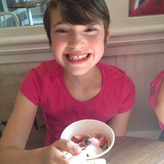 Photo taken at The Yogurt Tap by Hector A. on 4/30/2012