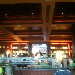 Photo taken at BJ's Restaurant and Brewhouse by Rebecca and Jeff C. on 3/17/2012