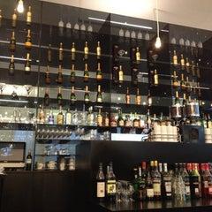 Photo taken at Grand Café De Singel by Vincent D. on 2/12/2012