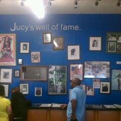 Photo taken at Natraliart Jamaican Restaurant by Chris W. on 2/4/2012