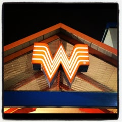 Photo taken at Whataburger by Geoff P. on 2/13/2012