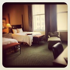 Photo taken at Hampton Inn & Suites New Orleans Downtown (French Quarter Area) by Devin C. on 7/15/2012
