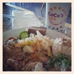 Photo taken at CoCo's Cafe by Josh H. on 7/27/2012