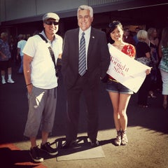 Photo taken at The Tonight Show with Jay Leno by Mayna L. on 6/8/2012