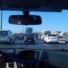 Photo taken at Hasdal - Okmeydanı Bağlantı Yolu by Zekeriya.E on 6/8/2012
