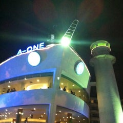 Photo taken at A-One The Royal Cruise Hotel Pattaya by Joy N. on 3/24/2012