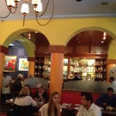 Photo taken at Cafe Maria by Konrad R. on 9/1/2012
