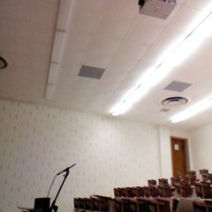 Photo taken at Tate C. Page Hall by Craig M. on 8/23/2012