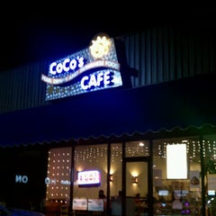 Photo taken at CoCo's Cafe by Robert E. on 4/16/2012