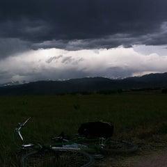 Photo taken at Niwot Loop by Cyn on 6/2/2012