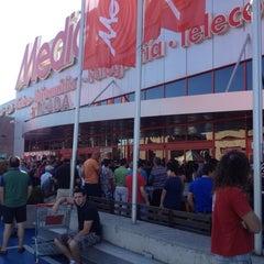 Photo taken at Media Markt by Eduardo L. on 7/31/2012