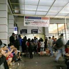Photo taken at Underpass Senen (Terowongan) by Adie P. on 8/21/2012