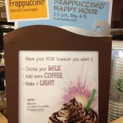 Photo taken at Starbucks by JENN C. on 5/10/2012