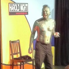 Photo taken at ImprovBoston by Zach W. on 4/13/2012