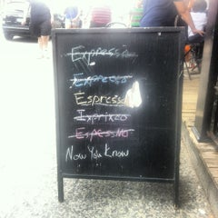 Photo taken at Café 474 by Badrul R. on 8/19/2012