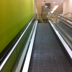 Photo taken at Eastland Shopping Centre by Kerryn P. on 4/16/2012