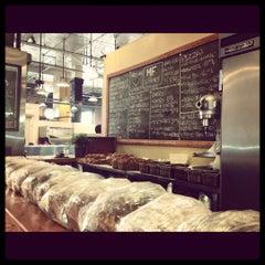 Photo taken at MF Gourmet by Senem C. on 6/3/2012