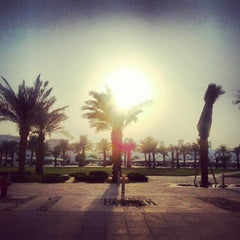 Photo taken at Texas A&M University at Qatar | جامعة تكساس إي أند أم في قطر by Jim Ramsey K. on 8/30/2012