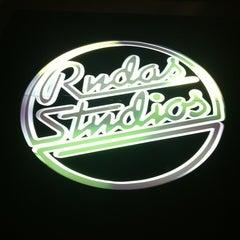 Photo taken at Rudas Studios by Robert H. on 5/4/2012